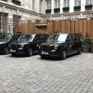 London Black Cab Hire for tours and corporate events