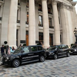 London Electric Taxi